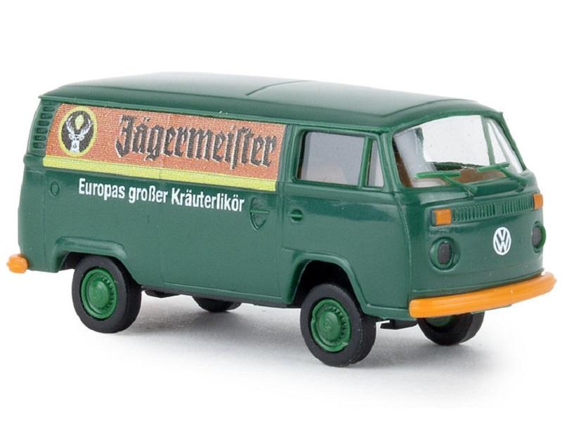 87_Brekina_33538_VW_T2_Kasten_Jaeger