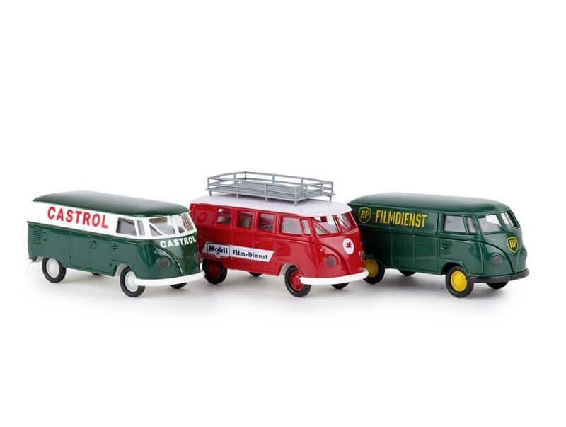87_Brekina_90473_VW_Set_Castrol_Mobil