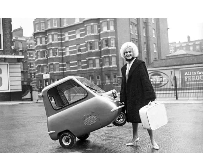 Origin of Microcars