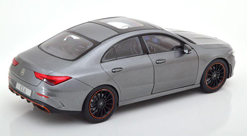 Mercedes Benz CLA – C118-b