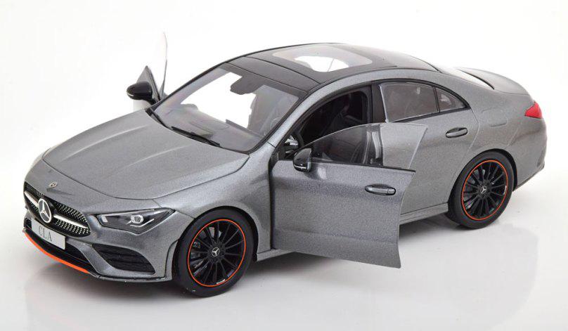 Mercedes Benz CLA – C118-c