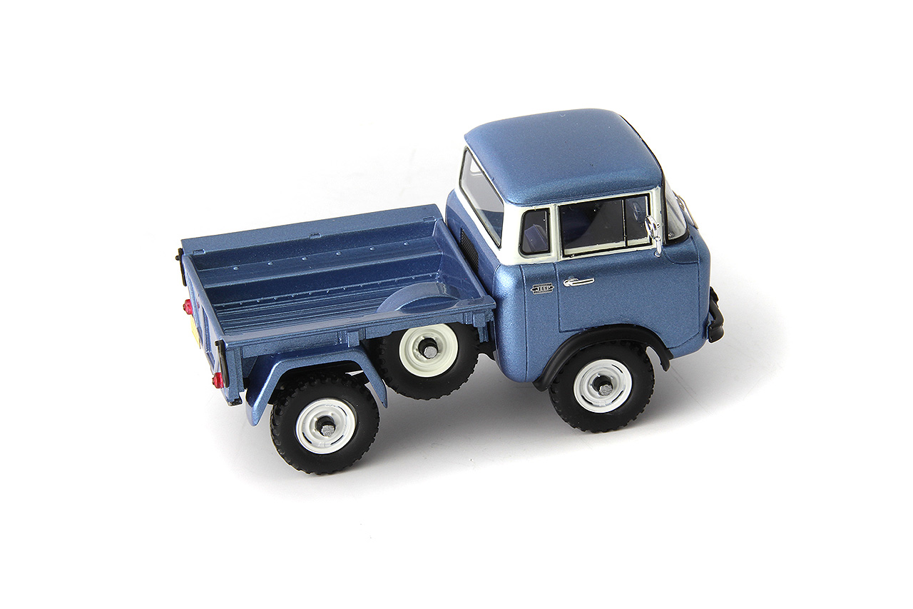 Scale Model Cart Diecast Cars Scooters Buses Trucks Jeep Fc Concept Truck Close
