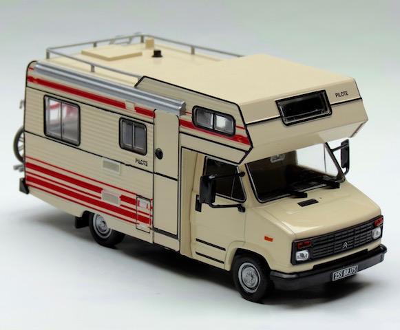 Citroen Autostar Camper