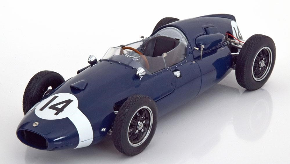 Cooper T51 - Stirling Moss - 1959