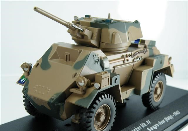 Humber MK IV 8th Infantry Division India