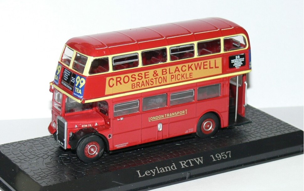 Leyland Titan London Bus