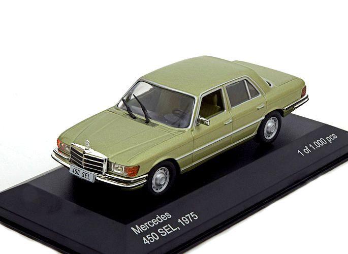 Mercedes Benz 450 SEL