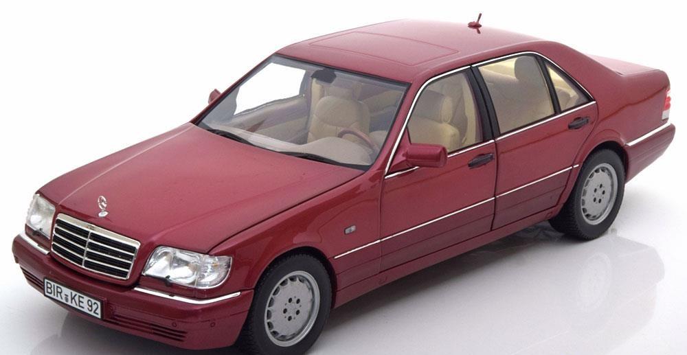 Mercedes Benz W140 S500