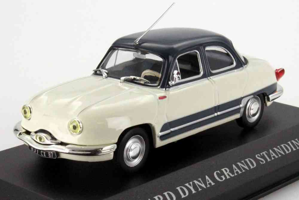 Panhard Dyna Grand Standing