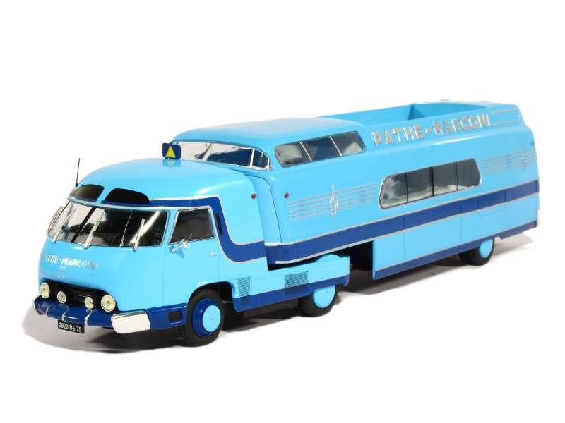 Panhard Titan Bus Trailer
