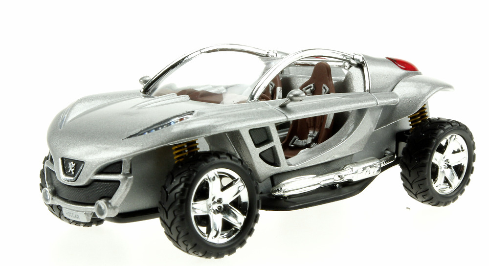 Peugeot Hoggar - Scale Model Cart Special Edition
