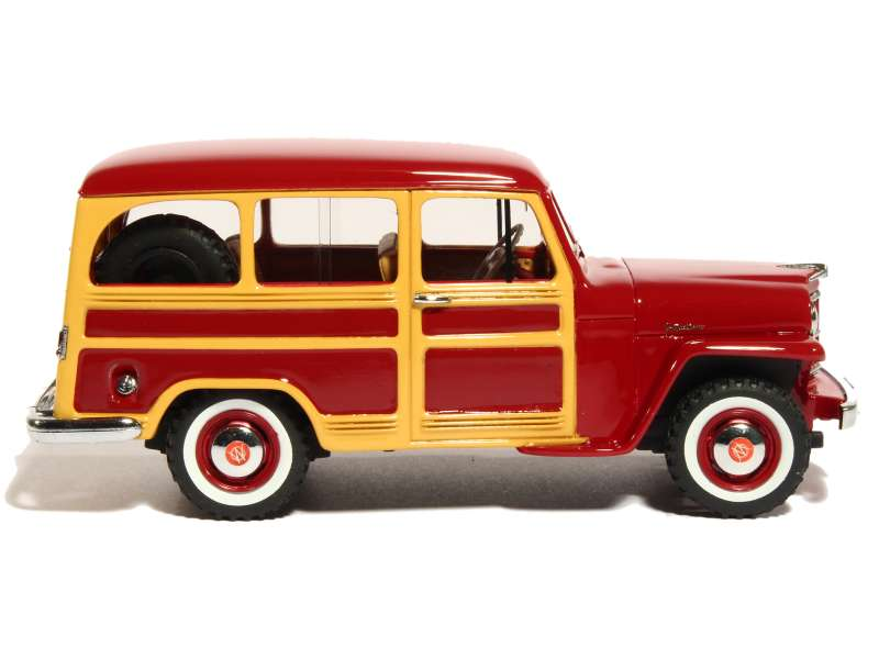 Willys Jeep 4x4 Woody Wagon